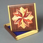 Fancy 12-point Small Star Box