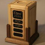 Award stand